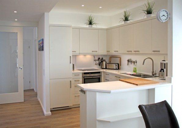 Küchennische Warnemünde Luxus Penthouse Panoramablick  Ref: 169242