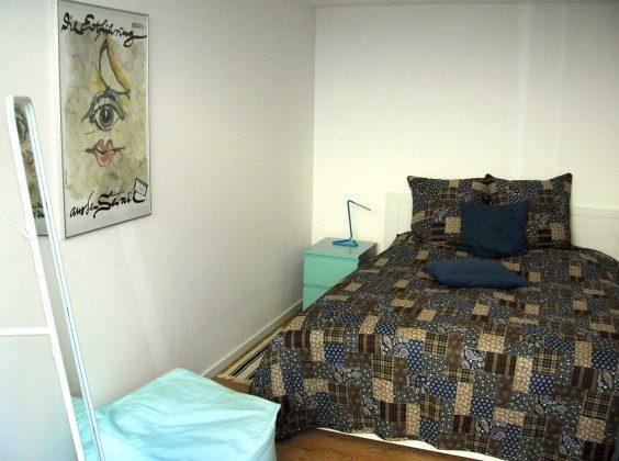 Schlafzimmer Warnemünde Ferienwohnung F14 Ref. 184925