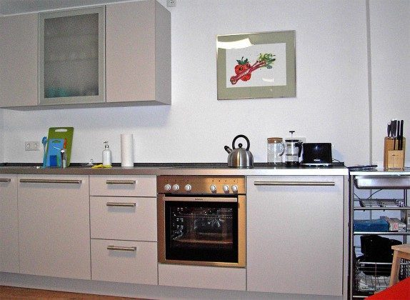 Küche Warnemünde Ferienwohnung F14 Ref. 184925