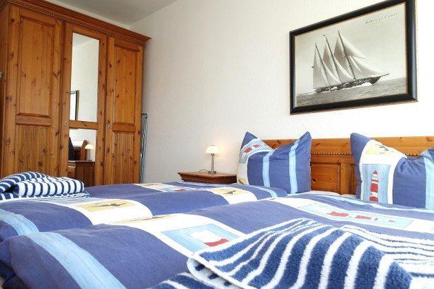 Schlafzimmer Warnemünde Ferienwohnung Seefahrt Ref. 186315