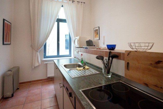 Küche  Warnemünde Ferienwohnung Deck Villa Minerva Ref: 191058-2