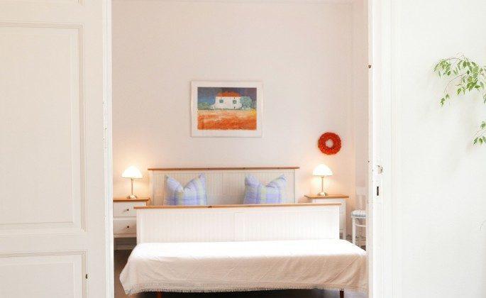 Schlafzimmer 1 Warnemünde Ferienwohnung Captain Ref. 191065-1 Villa Minerva