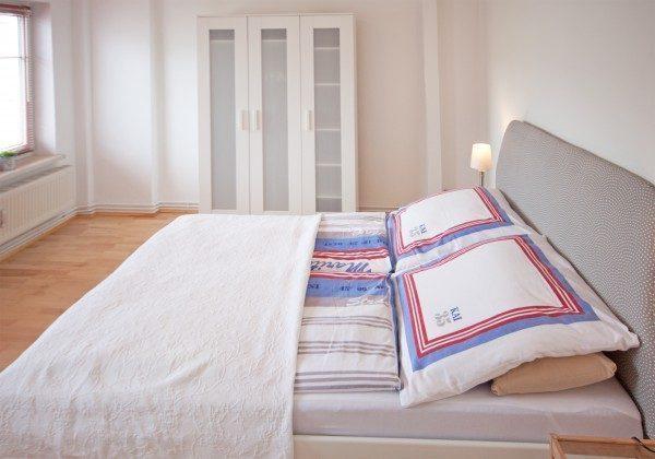 Schlafzimmer Warnemünde Ferienwohnung Bullauge Ref. 192129-1