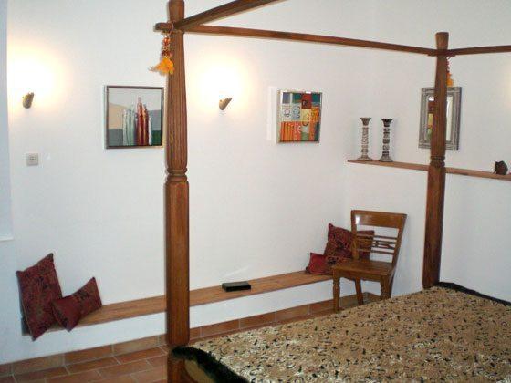 Schlafzimmer 2 Ferienwohnung Warnemünde Four Seasons Sky
