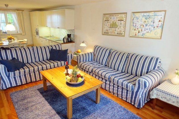 2-Zimmer-Ferienwohnung - Wohnzimmer 206176