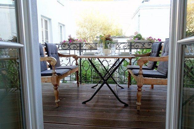 3-Zimmer-Ferienwohnung - Balkon 206180