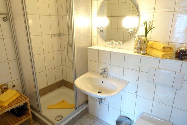 3-Zimmer-Ferienwohnung - Badezimmer