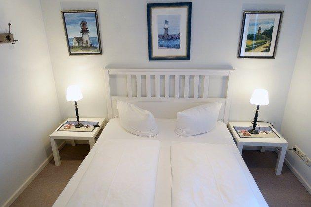3-Zimmer-Ferienwohnung - Schlafzimmer 2