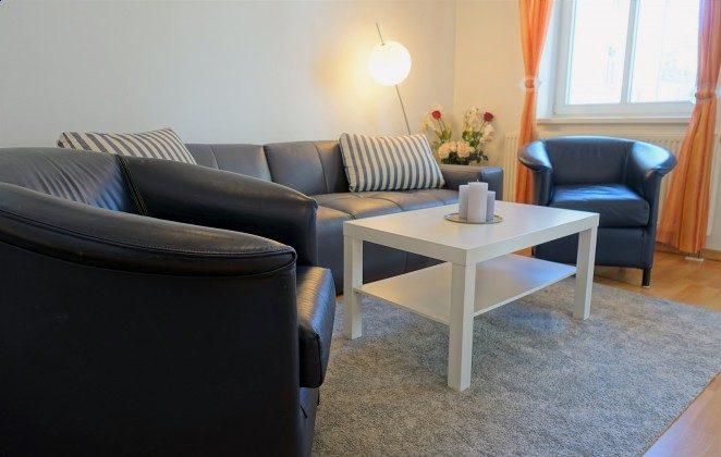 Warnemünde Kurhausstraße Wohnzimmer Ref. 217069