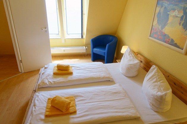 Doppelschlafzimmer Ferienwohnung Warnemünde 2189