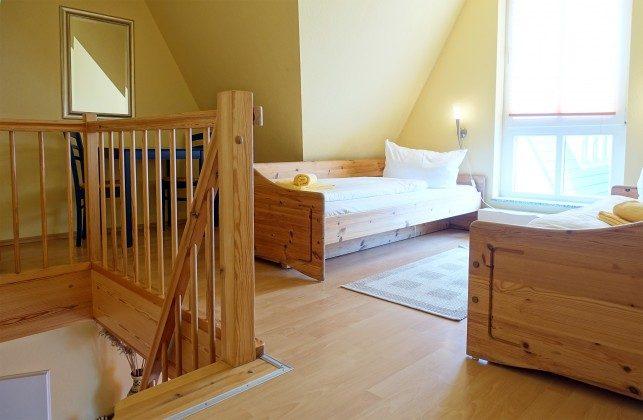 Einzelbetten Ferienwohnung Warnemünde 2189