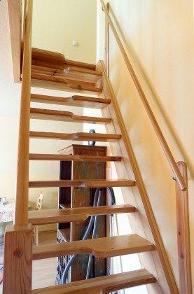 Treppe Ferienwohnung Warnemünde Alexandrinenstraße Ref: 2189