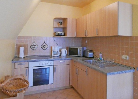 Küche Ferienwohnung Warnemünde Alexandrinenstraße Ref: 2189