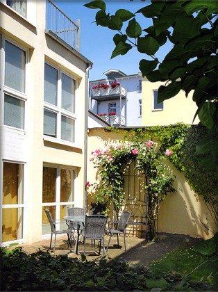Warnemünder Wintergarten Maisonette Ref. 25572-2 - Objekt 25572-2