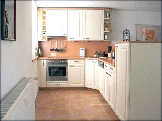Küche, große Ferienwohnung für 6 Personen