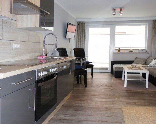 Apartement 8 Wohnküche