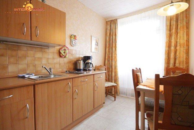 Warnemünde Ferienapartment am Leuchtturm - 2888- 3 - Wohnzimmer Couch