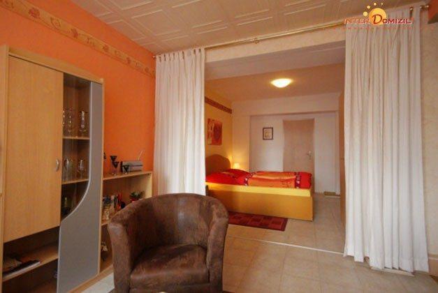 Warnemünde Ferienapartment am Leuchtturm - 2888- 3 - Schlaf- und Wohnzimmer