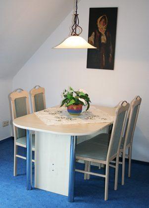 Ferienwohnung Dänische Straße_Ref 2890_ Esszimmer