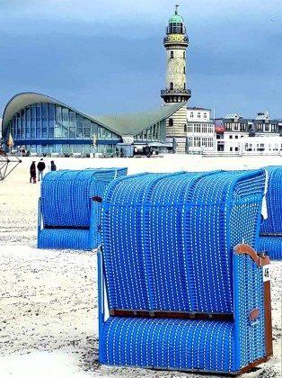 Strand Ferienwohnung Warnemünde Anastasiastr.