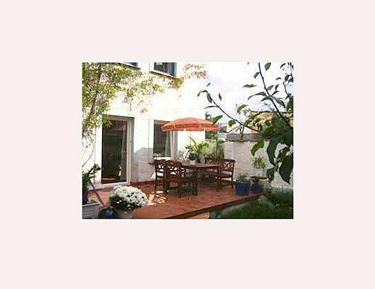 Warnemünde Ferienwohnung - Terrasse - Ref. 2905-1