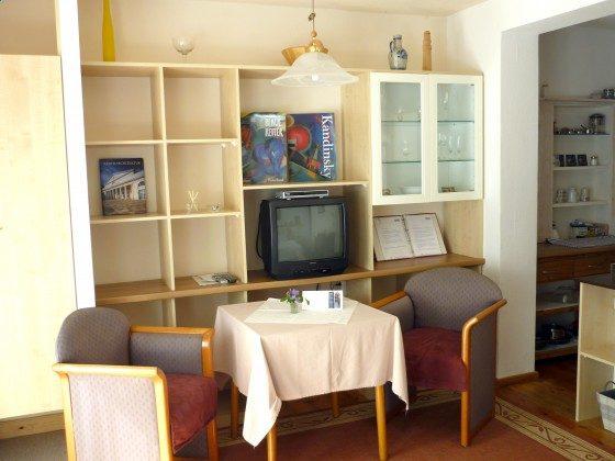 Warnemünde Ferienwohnung - Essbereich - Ref. 2905-1