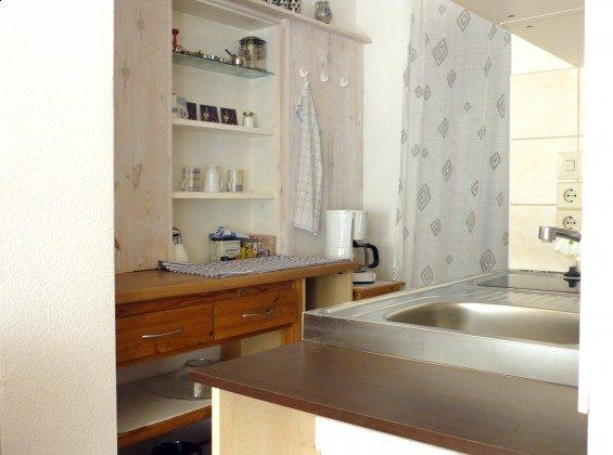 Warnemünde Ferienwohnung - Küchenzeile - Ref. 2905-1