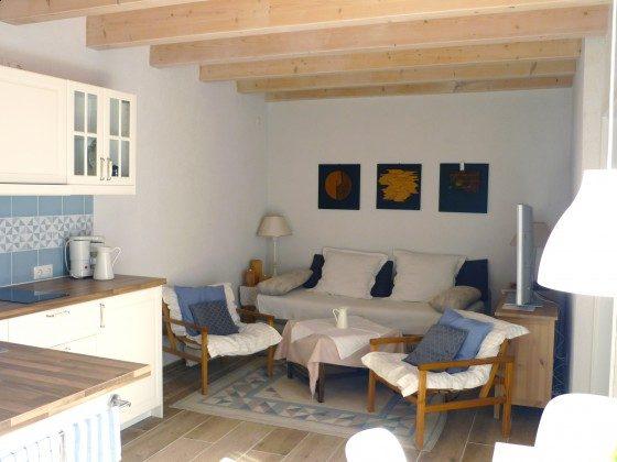 Ferienwohnung Maritim Wohnbereich Ref. 2905-3