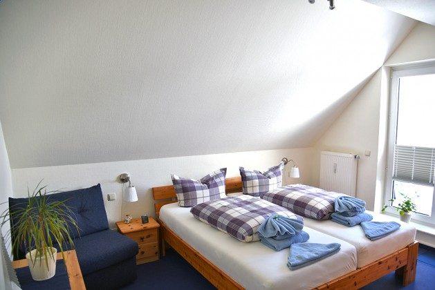 Schlafzimmer 2 Ferienwohnung Ref. 2941-3