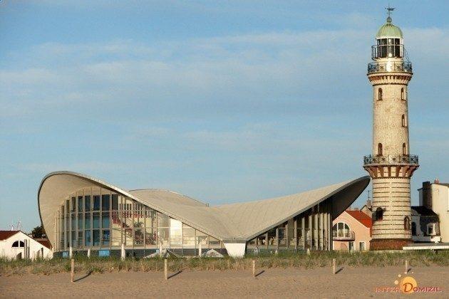 Leuchtturm Strand Warnemünde Ferienwohnung Ref. 2941-3