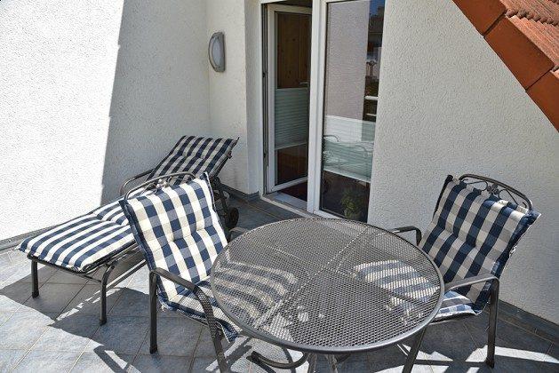 Terrasse Warnemünde Ferienwohnung Ref. 2941-3
