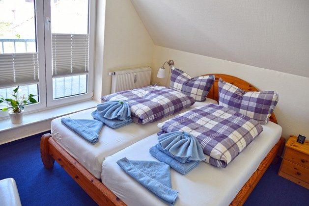 Schlafzimmer 1 Ferienwohnung Ref. 2941-3