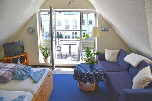 Wohnbereich Ferienwohnung Hein Warnemünde Ref: 2941-4