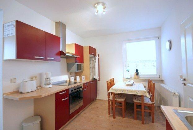 Warnemünde Ferienwohnungen mit Stil - 2959 - Ferienwohnung links Küche