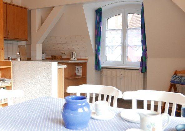 Blick zur Küche Warnemünde Ref. 30045 - 1