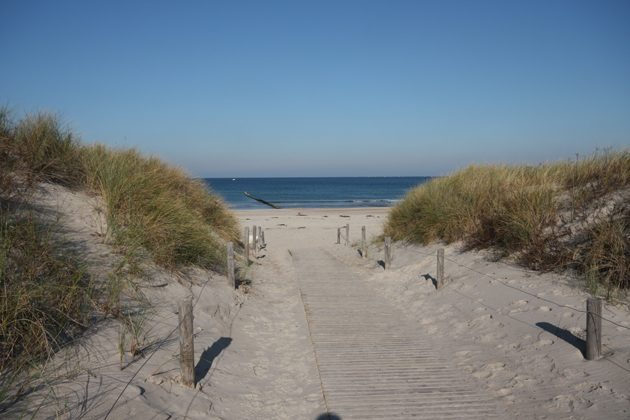 Ferienwohnung am Kurpark_Ref 3032_Strand