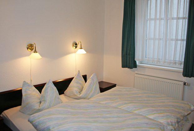 Ferienwohnung  Milster Warnemünde 3104 - Schlafzimmer