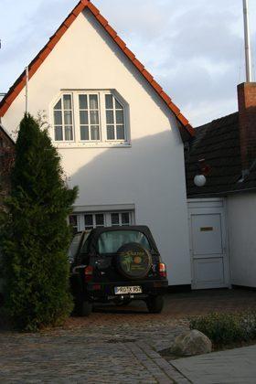 Ferienwohnung  Milster Warnemünde 3104 - das Haus von außen