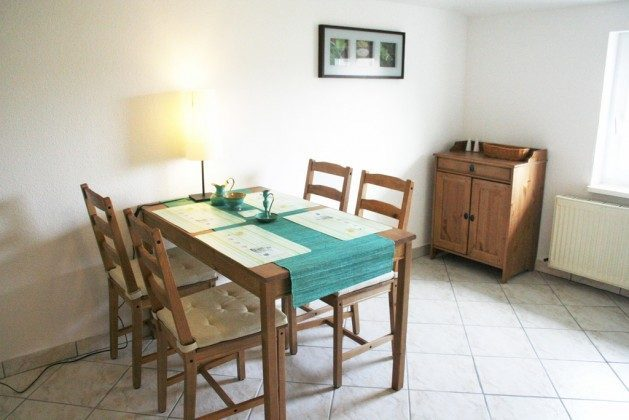 Ferienwohnung Warnemünde - Essküche - Ref: 49450