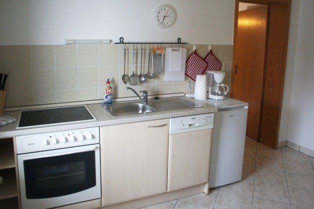Ferienwohnung Warnemünde - Küche - Ref: 49450