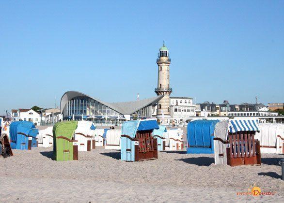 Ferienwohnung Warnemünde Baltica Ref. 49932-2 - Strand