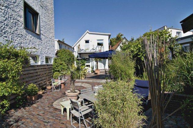 Garten - Warnemünde Apartementhaus Ref 50274