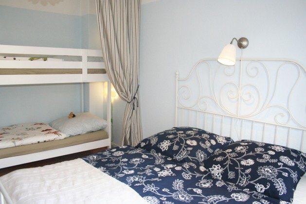 Warnemünde Ferienwohnung Alma - Schlafzimmer - Ref 52164
