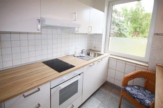 Warnemünde Ferienwohnung Alma - neue Küche - Ref 52164