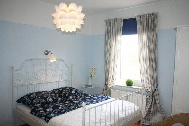 Warnemünde Ferienwohnung Alma - Schlafzimmer Doppelbett - Ref 52164