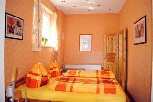 Warnemünde Ferienwohnung  Schlafzimmer