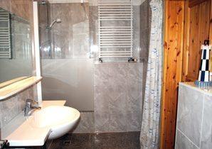Warnemünde Ferienwohnung Badezimmer