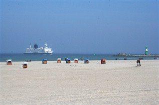 Warnemünde Ferienwohnung Strand