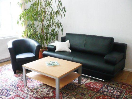 Ferienwohnung Warnemünde Wohnzimmer Ref. 53696 - 2