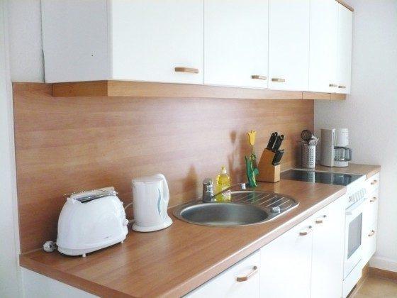 Ferienwohnung Warnemünde Küche Ref. 53696 - 2